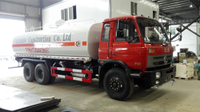 Donfeng 6*4 10 wheel 20m3 carbon steel water spraying truck