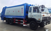 DONGFENG 6x4 16CBM 210hp Garbage Compactor Truck