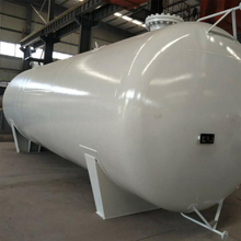 Fire Protection Anhydrous 50cbm Ammonia Storage Tanks