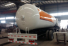 20cbm 20000Liters LPG Gas Tanker Truck Propane Delivery Truck
