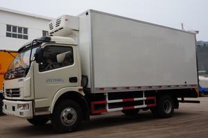 Dongfeng 4*2 Refrigerated Cooling Van Truck 3tons for Sale