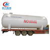 200cbm Quality Steel Above Lpg Bulk Storage Tank