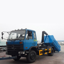 Made in China DONGFENG 4X2 8 TON 10CBM Hook Lift Garbage Truck