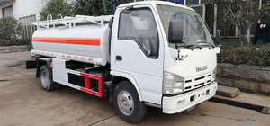 Japan Brand Factory Price Mini 5000liters Fuel Tank Truck