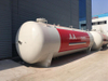 High Quality 80cbm Liquid Propane Storage Tanks for Sale