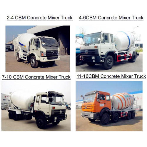 How to maintain a concrete mixer truck