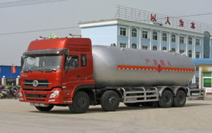 34500Liters Propane Delivery Road Truck LPG Tanker Truck