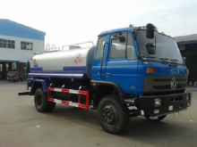 Dongfeng 10,000L water spray system water sprinkler truck