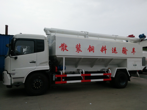 Dongfeng 20000liters Bulk Feed Transport Truck for Sale