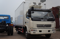 [Refrigerated truck knowledge 1] How to choose a refrigerated truck?