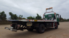 HOWO 4*2 Tow Wrecker Multipurpose Platform Car Carrier Tow Truck