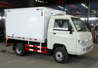 3ton Foton 4*2 RHD 108hp refrigerated truck (wheelbase 2600mm)